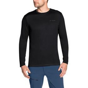 VAUDE Sveit LS T-Shirt Herr black